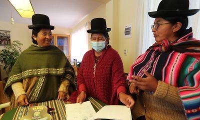 Cárcel para los infieles, la propuesta de las mujeres indígenas de Bolivia