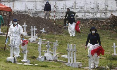 """Las Mercedes, el cementerio colombiano donde se revive el horror de los """"falsos positivos"""""""