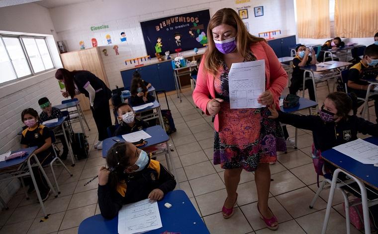 La pandemia echa a perder más de un tercio del curso escolar en todo el mundo