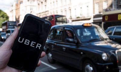 Conductores de Uber en R.Unido recibirán salario mínimo y vacaciones pagadas