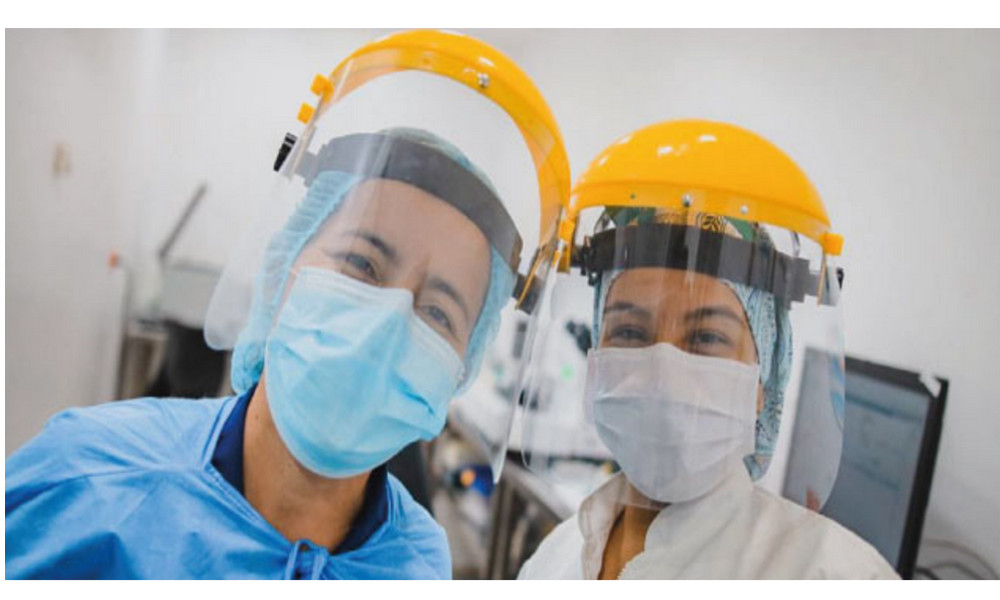 -Colombia Aumenta el número de vacunados contra el Covid