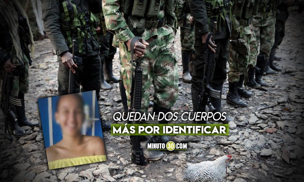Identidad de 8 cuerpos víctimas de bombardeo en Guaviare