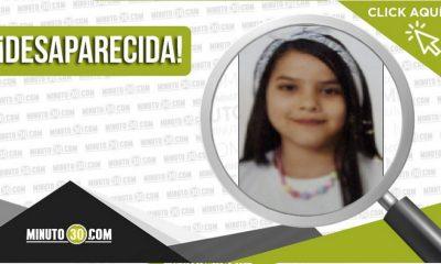 Yeraldin Henao Cardona desaparecida