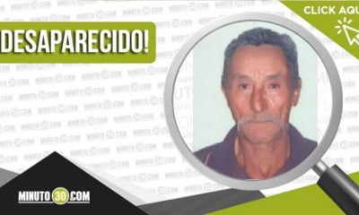 Raimundo Serna desaparecido