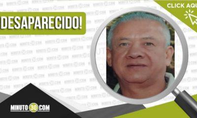 Fredy Rivas Higuita desaparecido
