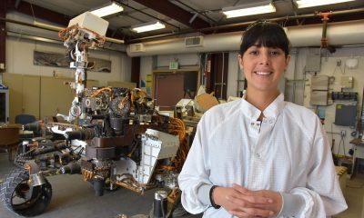 La colombiana Diana Trujillo, ingeniera de la NASA, recibe el Premio Cafam Mujer