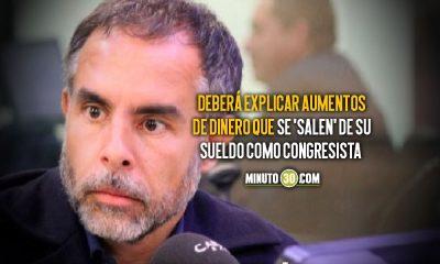 Abren investigación contra Armando Benedetti