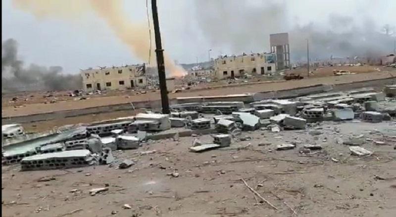 Más de 20 muertos tras explosión por negligencia en un cuartel militar en Bata, Guinea Ecuatorial