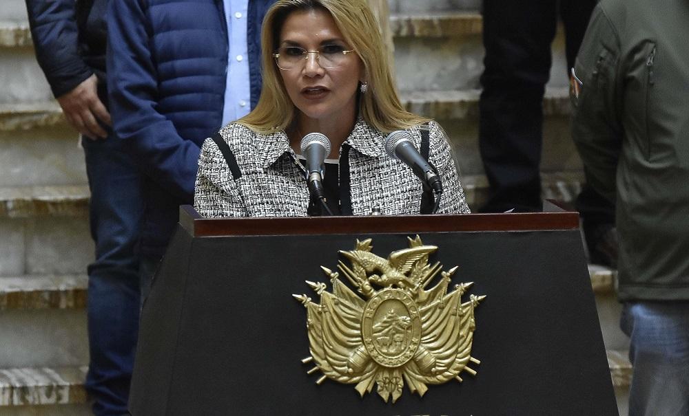 Ordenan arrestar a Jeanine Áñez, la expresidenta interina de Bolivia por la crisis de 2019