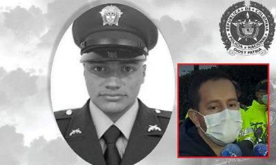 Habla hermano de policía Edwin Caro