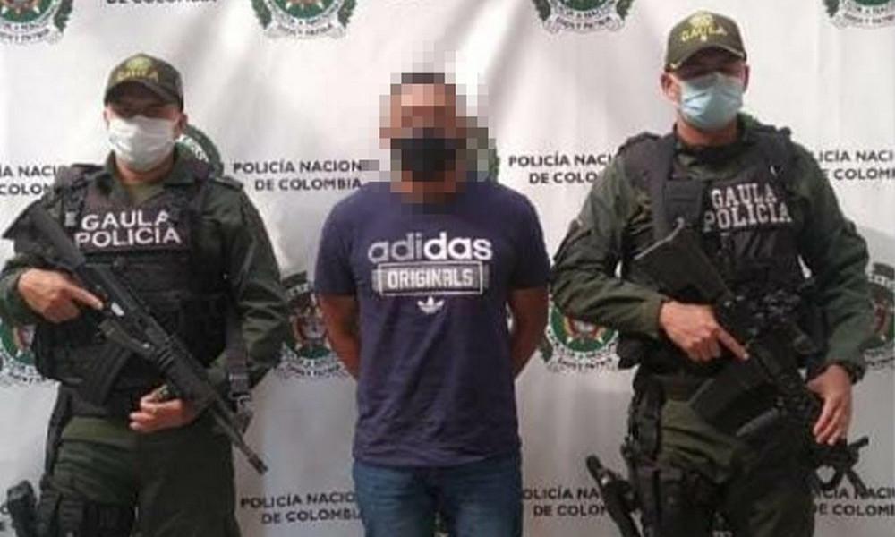 ¡Tan atrevido! Hondureño amenazaba a una familia de Medellín, les exigía dinero a cambio de no atentar contra ellos
