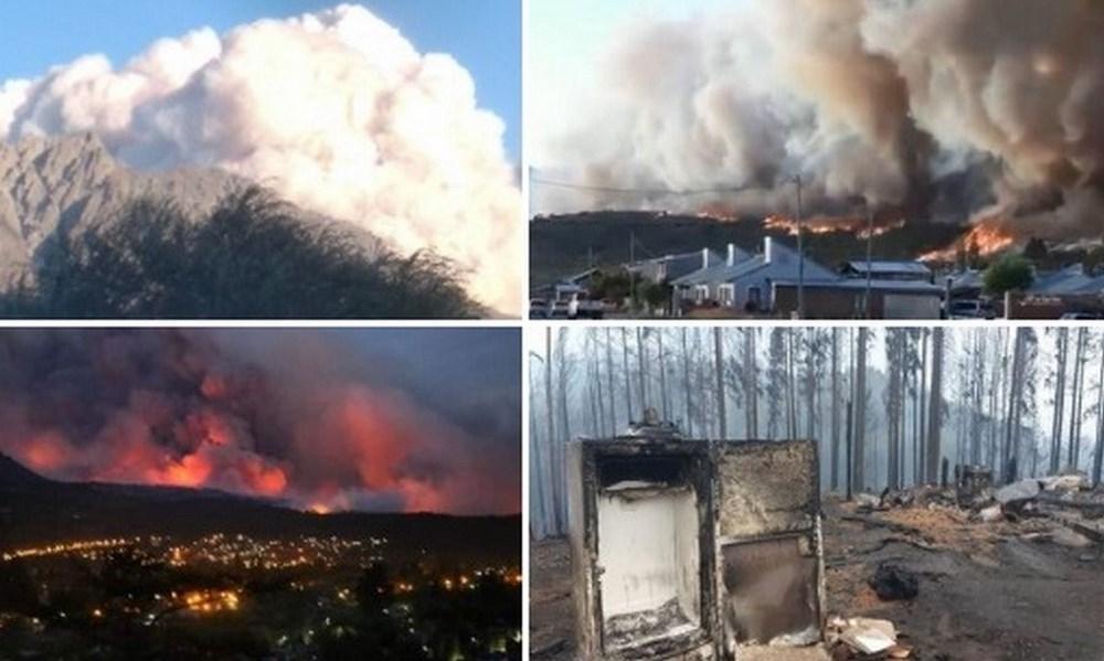 incendios patagonia