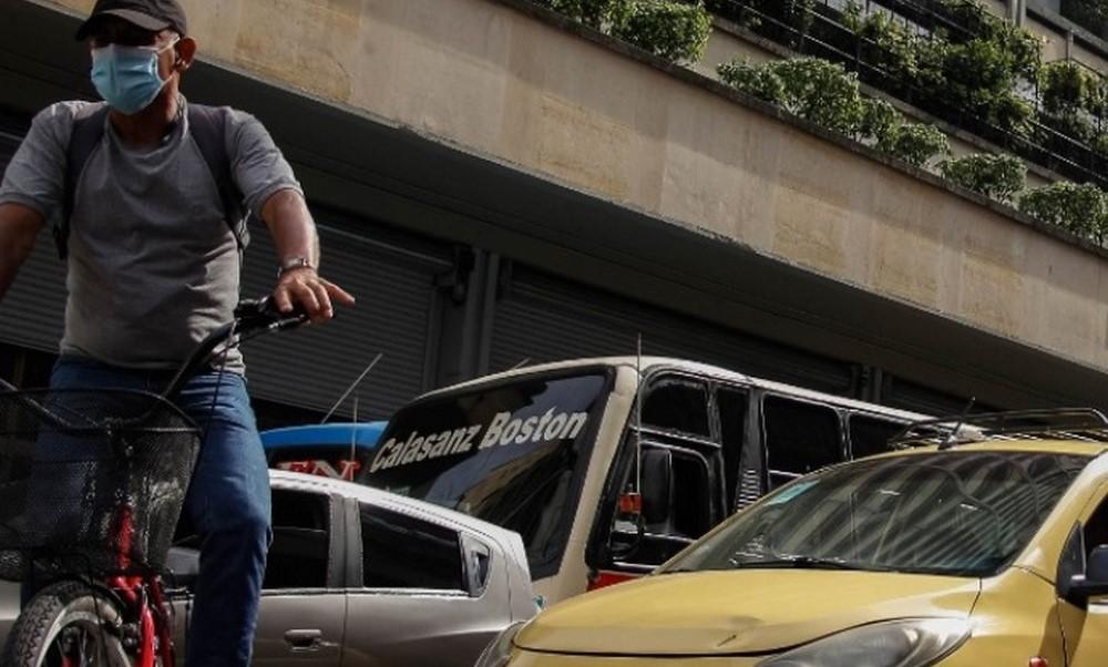 Flujo vehicular Medellín