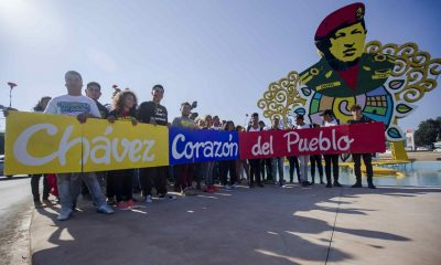 Conmemoran en Nicaragua el octavo aniversario de la muerte de Hugo Chávez