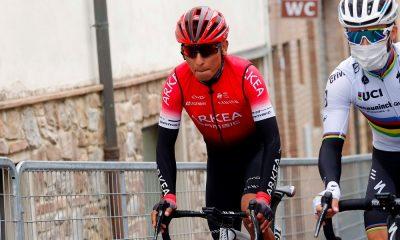 Cuatro años después, Nairo Quintana es proclamado ganador de la Vuelta Asturias