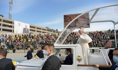 """La visita del papa fue """"una señal de paz y amor"""", dice el presidente iraquí"""