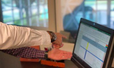El robot que disminuye 97 % los tiempos de facturación para el cobro de valorización en Medellín