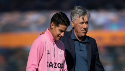 Pese a la lesión de James Rodríguez fue elogiado por el Técnico del Chelsea