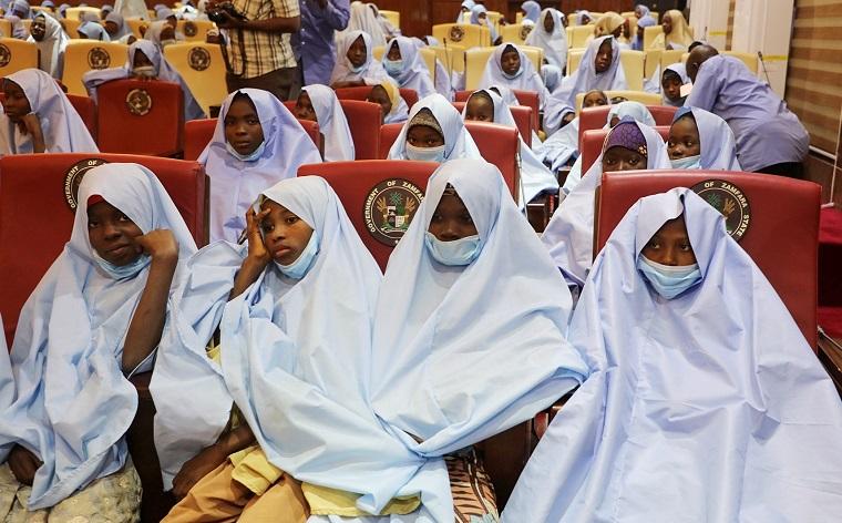 Alivio en Nigeria por la liberación de las 279 alumnas secuestradas el viernes