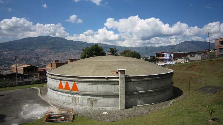 Pilas a los cortes de agua esta semana en centro-occidente y centro-oriente de Medellín