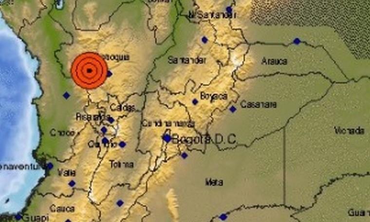 temblor en Urrao