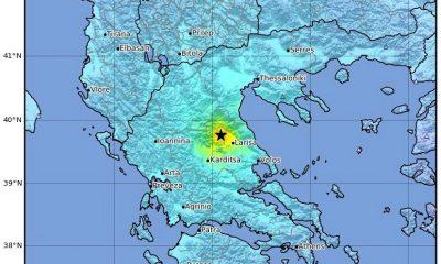 Un terremoto de magnitud 6 sacude Grecia