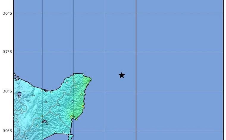 Alerta de tsunami por un sismo de magnitud 8 cerca de Nueva Zelanda