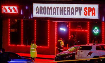 Ocho muertos en tiroteos en tres salones de masajes asiáticos en Atlanta