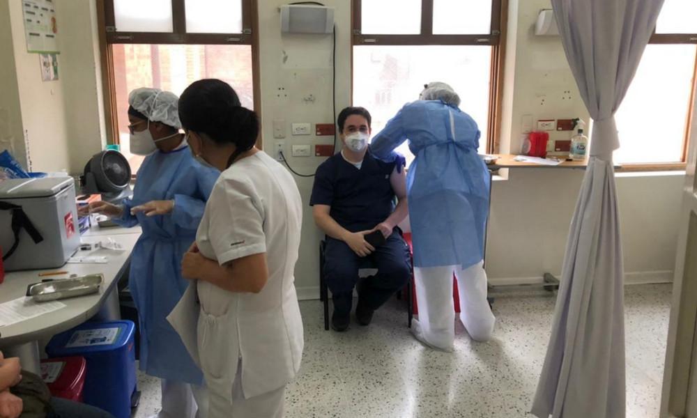 Personería de Medellín 'pone el ojo' en la aplicación de la segunda dosis de la vacuna contra el Covid