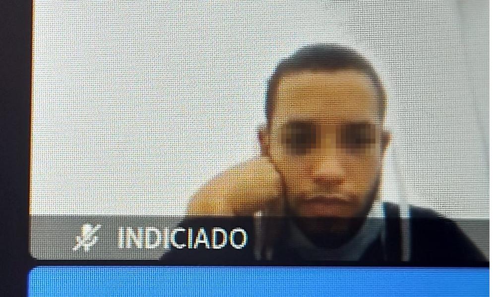 Fue enviado a la cárcel el venezolano que estaría implicado en el asesinato del Policía en Bogotá