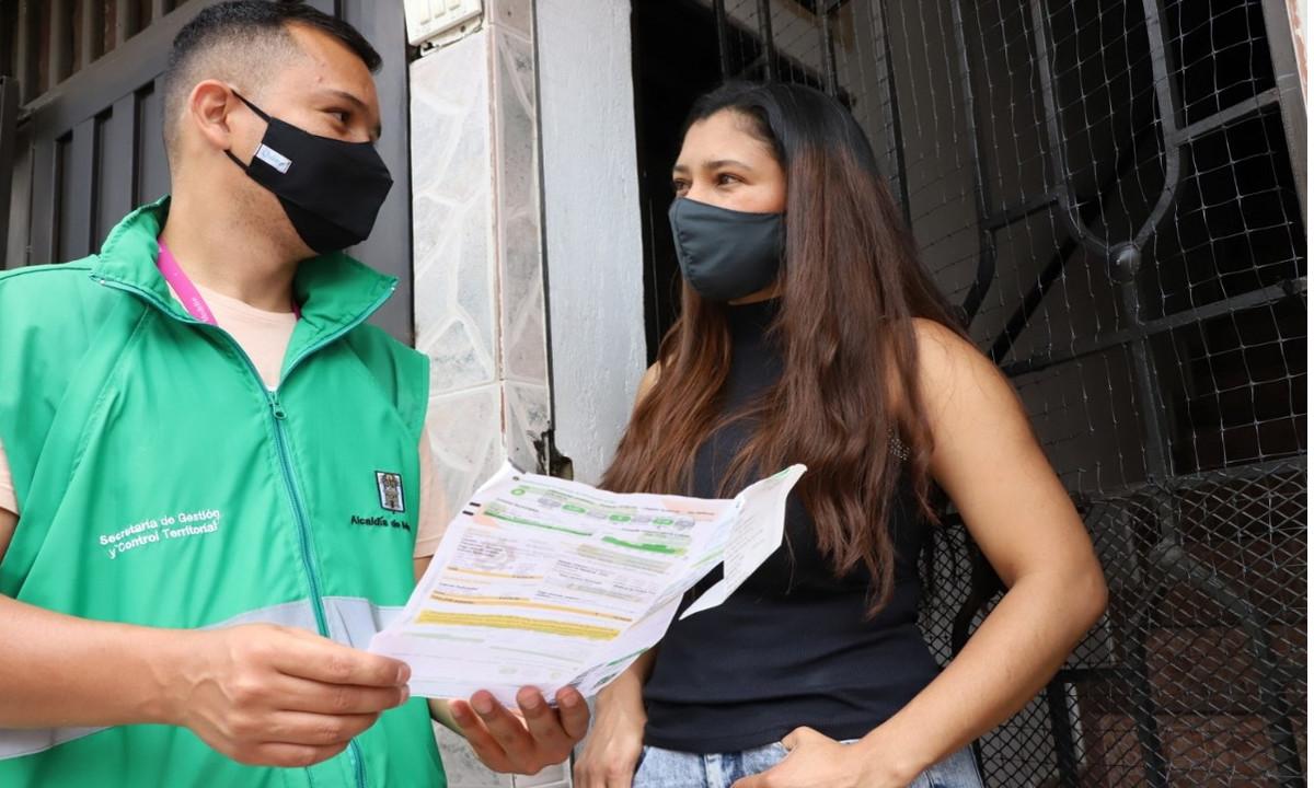 Más de 4 mil hogares de Medellín se benefician con el auspicio del Mínimo Vital de Agua Potable
