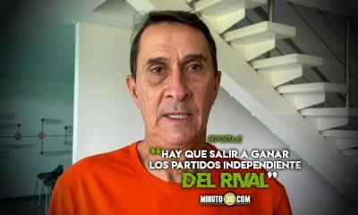 Alexandre Guimaraes entrego su opinion sobre Equidad rival que enfrentara en cuartos