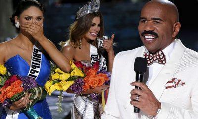 ¡No celebremos tanto! Steve Harvey no será el presentador de Miss Universo