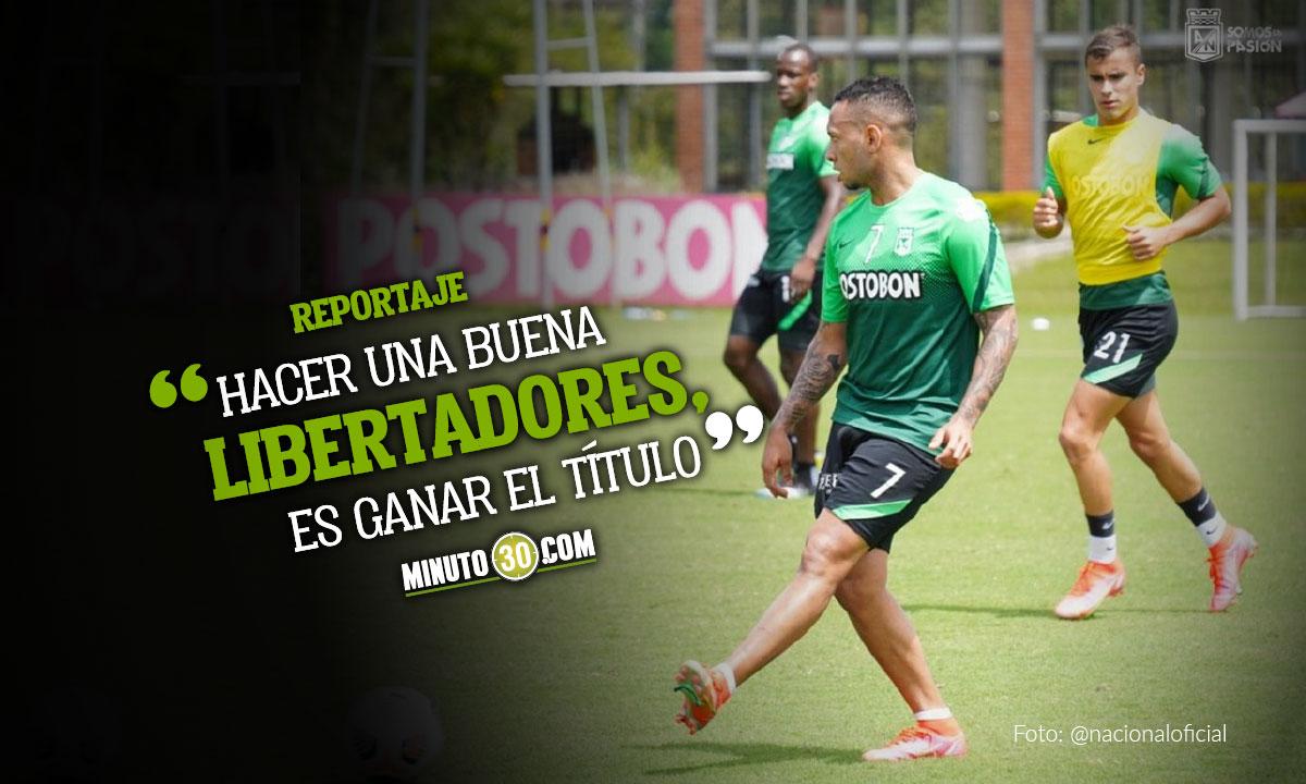 AtlEtico Nacional suena en grande en la Copa Libertadores