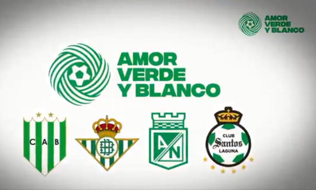 Atletico Nacional Banfield Betis y Santos Laguna unidos por la misma pasion 1