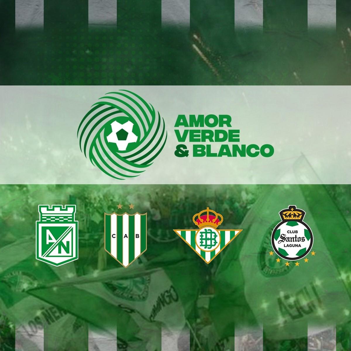 Atletico Nacional Banfield Betis y Santos Laguna unidos por la misma pasion