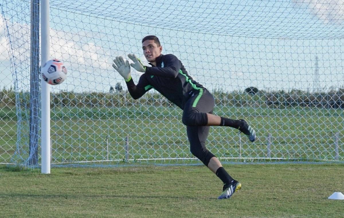 Atletico Nacional entrenamiento Uruguay 2