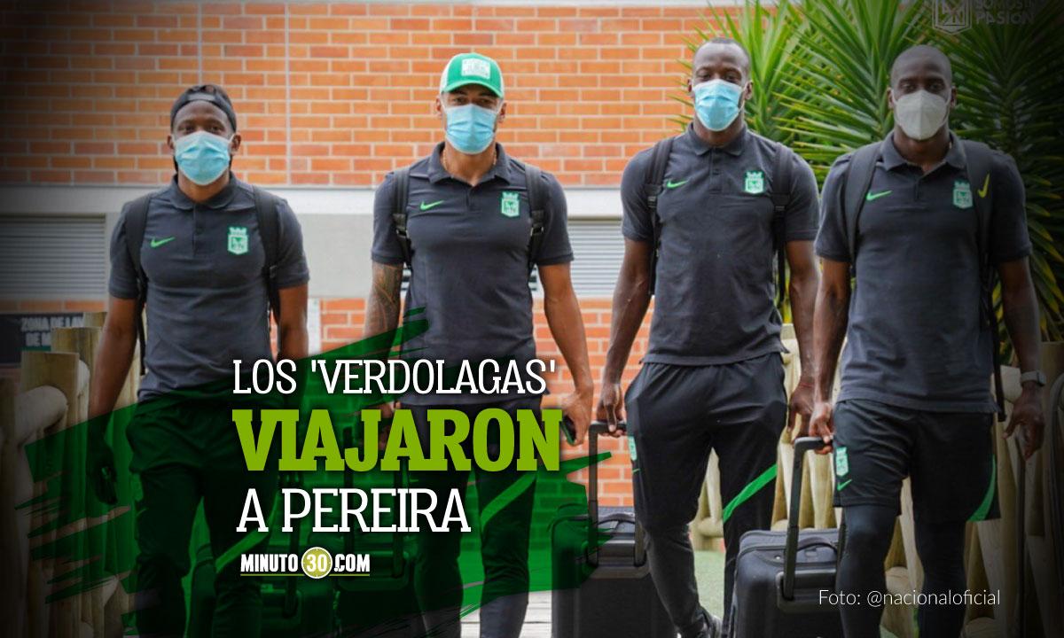 Atletico Nacional revelo los convocados para partido de Copa Libertadores