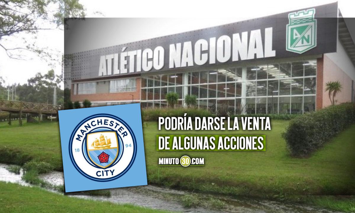 Atletico Nacional y Manchester City habrian firmado alianza