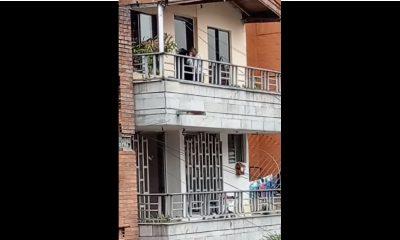 Video: Denuncian maltrato a un adulto mayor en Itagüí, dicen que lo dejan en un balcón
