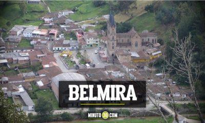Caída de árboles dejó sin electricidad a Belmira