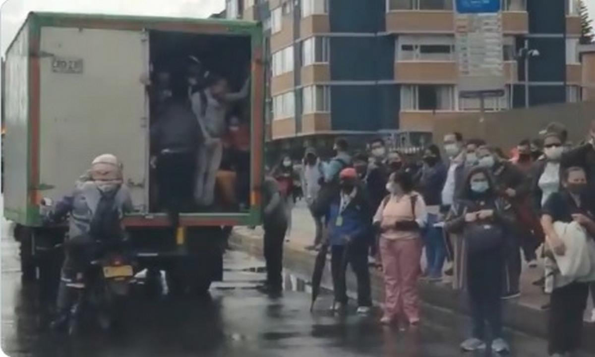 Bogotá-transporte