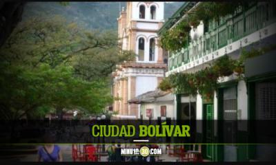 Ciudad Bolívar, Antioquia