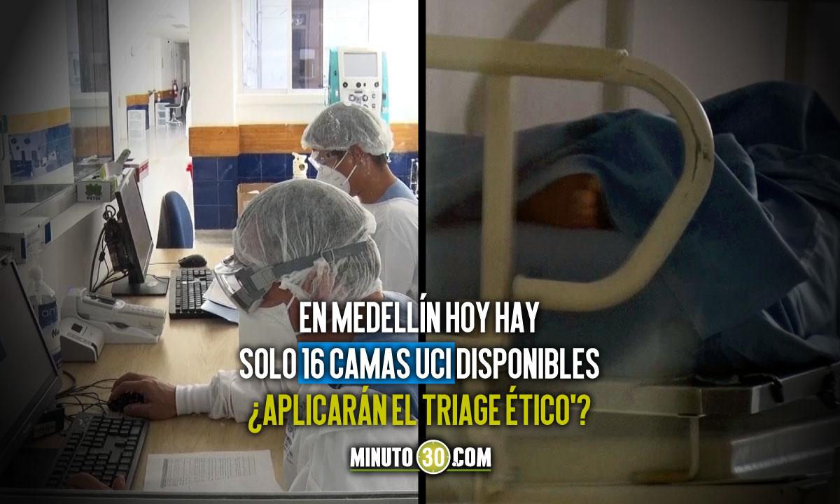"""Video: """"El triage ético es un desconocimiento de los derechos fundamentales"""": Personero de Medellín"""