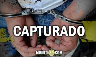 Venezolano habría asesinado y robado a un profesor en Santander, lo capturaron cometiendo otro robo