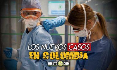 ¡Sigue subiendo! Este domingo se registraron en Colombia 16.871 nuevos contagios de Covid