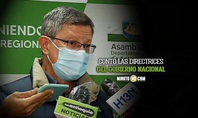 [Video] ¿Cómo va el tema desabastecimiento de Oxigeno en Antioquia? Vea lo que respondió el Gobernador encargado
