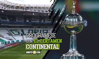 Con llamativos partidos se abrira este martes segunda fecha de la Copa Libertadores