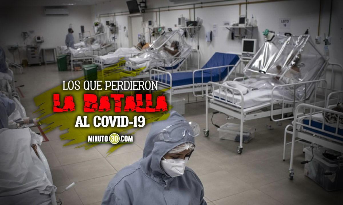 Colombia superó hoy los 390 fallecidos por Covid