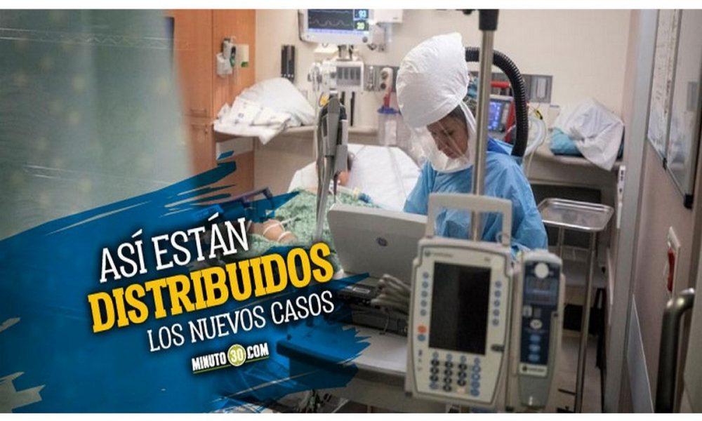 ¡Sigue en aumento! La cifra de contagiados de Covid en Antioquia ya asciende a 431.199